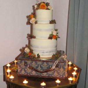 This cake took the cake!!!