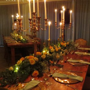 Main table - simply magnificent